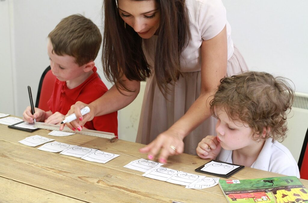 Children learn languages easily – give your child a headstart!