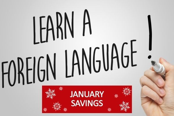 Do You Want a Free Language Lesson This New Year?