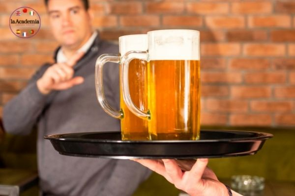 Need to Learn Another Language for Ordering Beer Abroad?